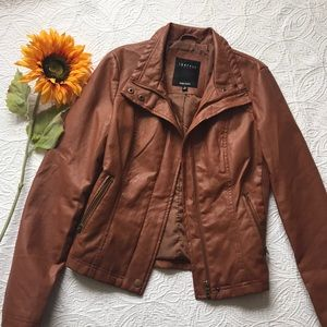 Therapy by Lane Crawford Brown Jacket - M